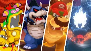 Evolution of Possessed Bowser Battles in Super Mario Games (2001-2021)
