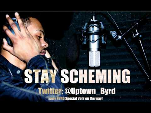 Uptown Byrd- Drake Stay Schemin Cover