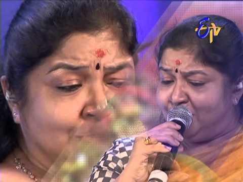 Swarabhishekam - Chitra Performance - Aakasaana suryudundadu sandhe velaki Song - 15th June 2014