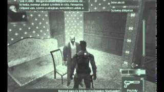 Splinter Cell Pandora Tomorrow - Magyar Szinkron / Hungarian synchronous Videó 2 Part 01