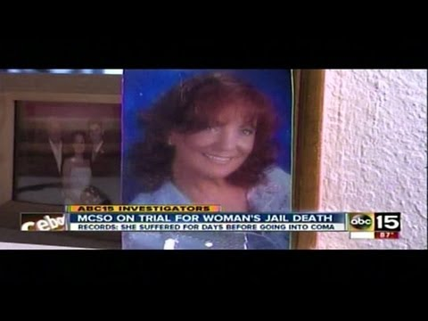 ABC15 Jail Death Lawsuit Series