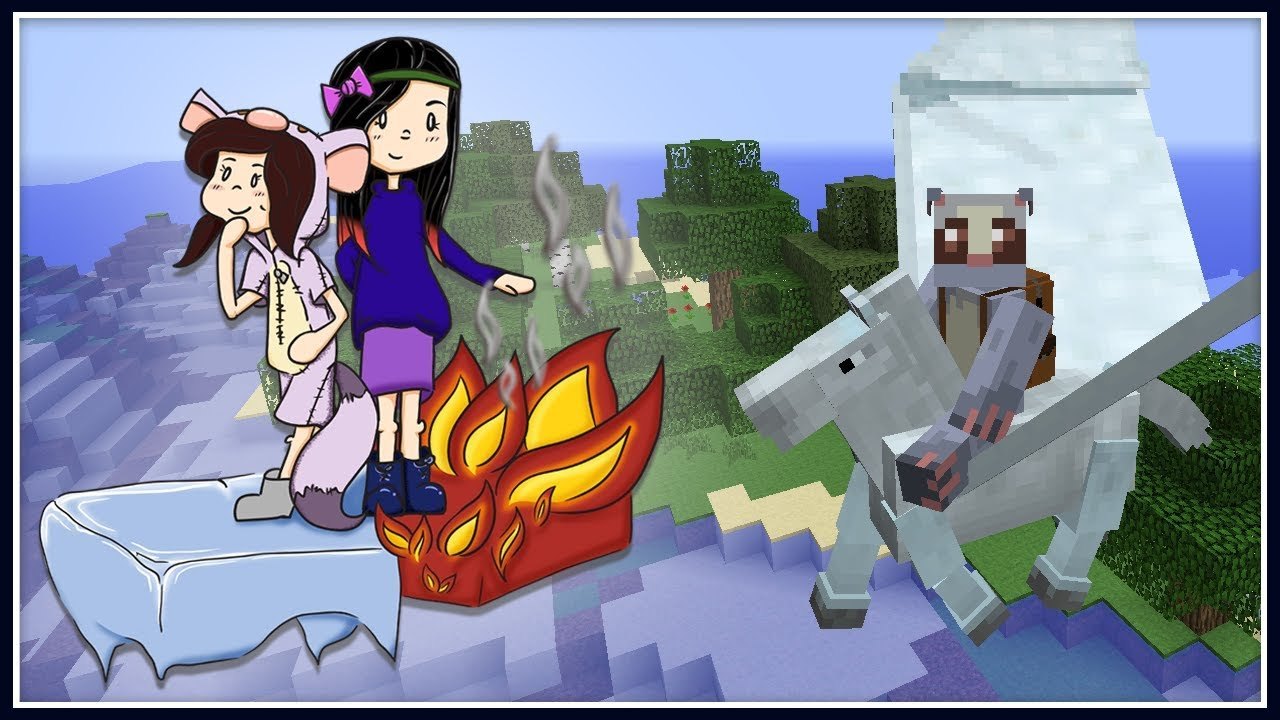 NEW SERIES* Minecraft Ice Fire Episode 1 YouTube