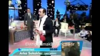Mustafa Keser Komik Elazığ Fıkrası (Beyaz Show)