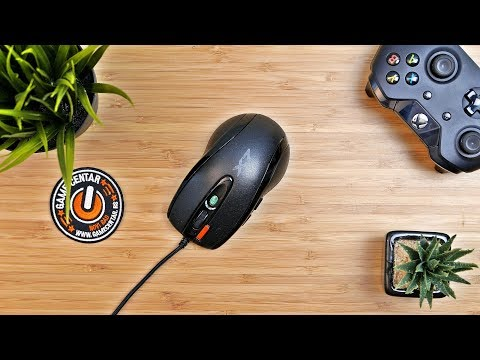 A4Tech X7 GAMING MOUSE - UNBOXING - 4K