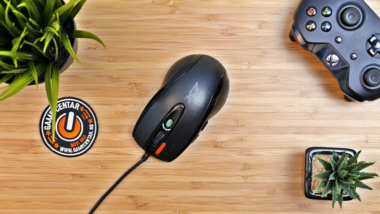 A4Tech X7 Series Manipulator: A Mouse for the Most Demanding Gamers 43