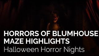 Horrors of Blumhouse: Chapter 2 at Halloween Horror Nights 2018 Hollywood