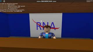 Breaking news! Roblox youtuber's group has been locked! | RNA (our first episode)