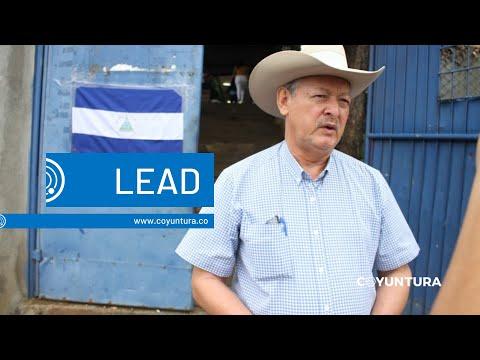 Óscar Sobalvarro: candidato a la Presidencia de Nicaragua por la ACxL