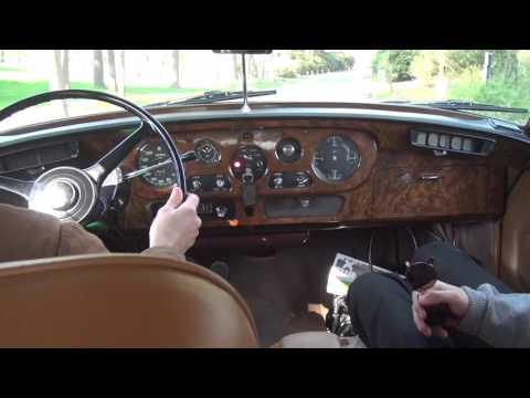 Wheels On Road for 60 seconds in Rolls-Royce Silver Cloud III