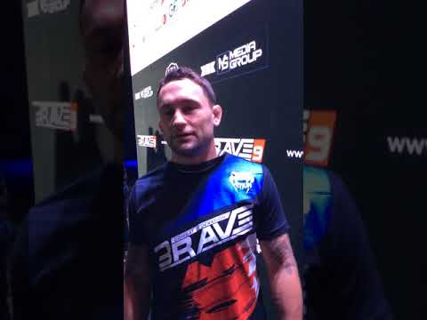 Frankie Edgar Gives An Update On His Injury + Predicts Holloway Vs. Aldo 2