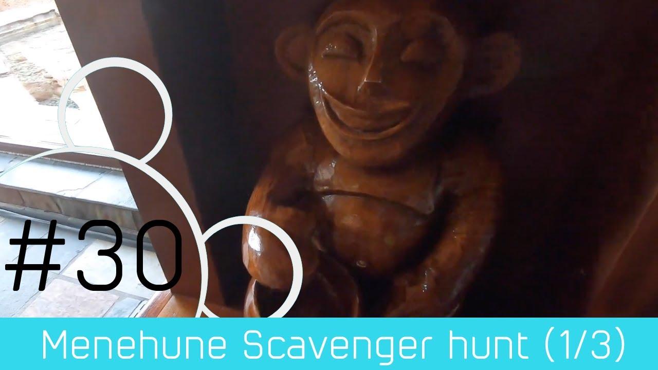 Menehune scavenger hunt at Aulani (part 1/3)