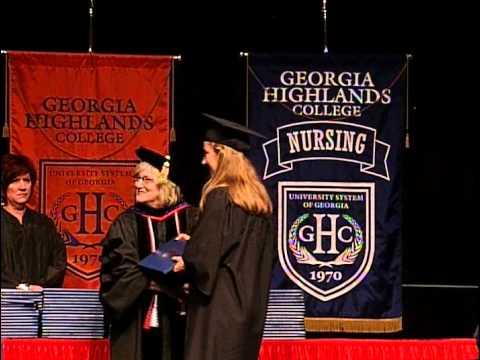 GHC GRADUATION 2013 - Georgia Highlands College