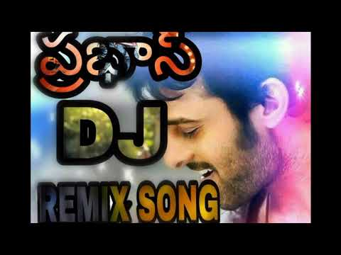 Prabhas New Dj Remix Song//darling Fans Whach This Video //SY CREATIONS