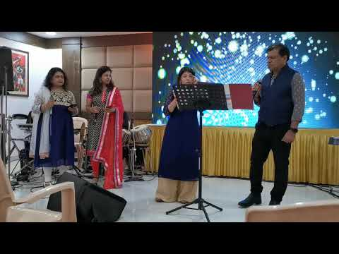 Pyar ki kashti mein, Film Kaho na pyar hai by Laxman Karki and Vinita Sawant at Nirvana, Powai Mp3