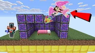 Time to fight it out with Lucky Blocks in Bedwars! Jen's Channel ht...