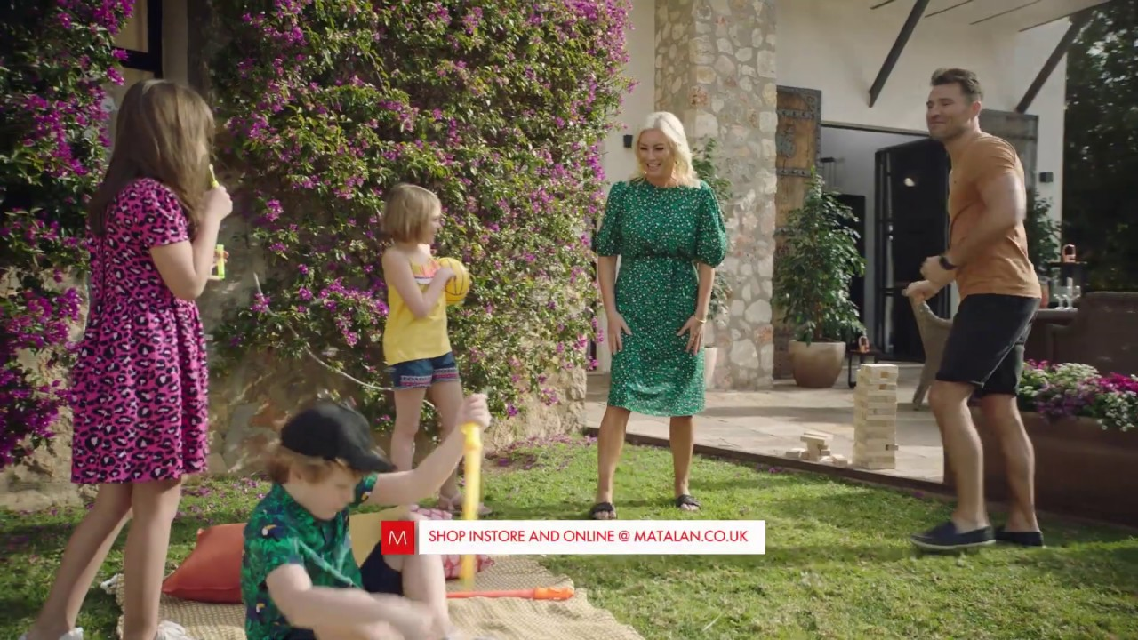 c10f70cb20 Matalan: Kids' spring fashion made easy! - YouTube