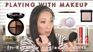 Playing With Makeup - Recently Hauled Products thumbnail