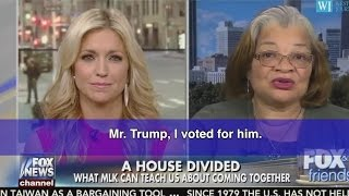 """I VOTED FOR MR. TRUMP"" Alveda King, Martin Luther King Jr's Niece Revealed on MLK DAY"