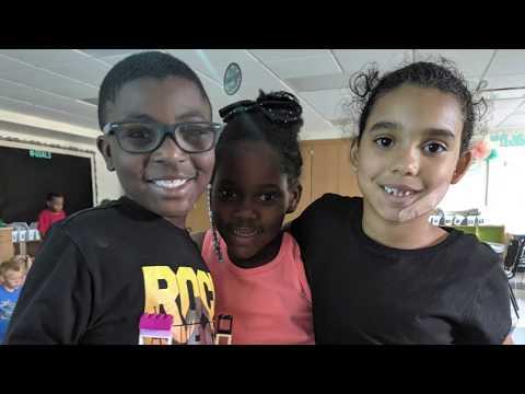 Giant Family: Frances Slocum Elementary School