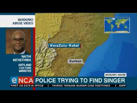 Arts and culture minister Nathi Mthethwa weighs in on domestic abuse