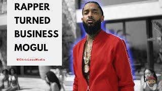 Nipsey Hussle // Rapper turned Business Mogul