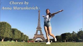 Dancehall choreography by Anna Marunkevich.  Music: Fefe - Baby bad!