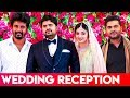Sivakarthikeyan Attends Kuralarasan Reception | Wedding Celebration | Simbu's Brother