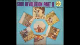 Bob Marley & The Wailers ‎- Soul Revolution
