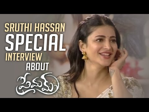 Sruthi Hassan Special Interview About Premam Movie | TFPC