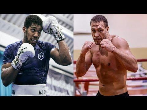 Training Methods Side By Side (Anthony Joshua vs Kubrat Pulev)