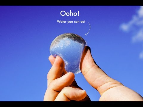 Ooho The Edible 'Bottle' Could Change The Way We Drink ...