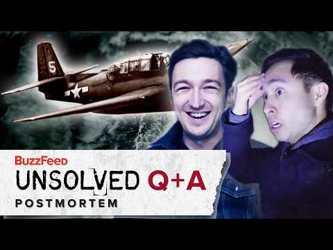 Bermuda Triangle And Waverly Hills Hospital - Q+A