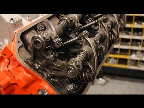 426 Hemi Engine Build -- Part 2