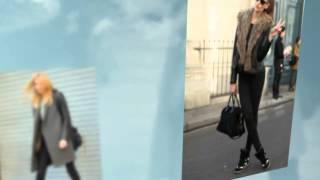 видео С чем носить сникерсы женские? Обувь для активных!