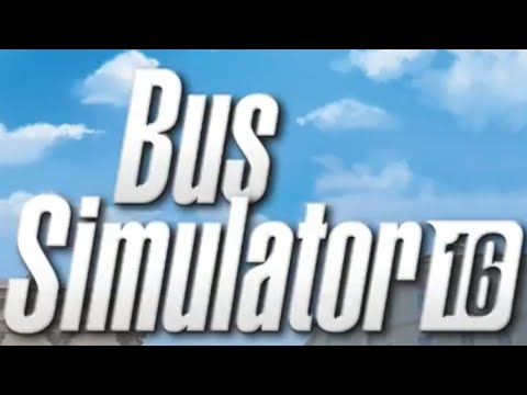 Bus Simulator 16 [JAMMED DOOR?!] Ep3 |