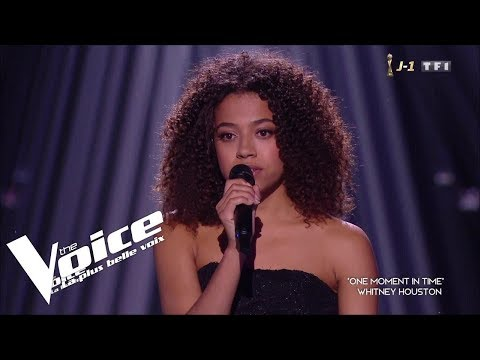 Whitney Houston - One Moment In Time   Whitney   The Voice 2019   Final