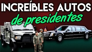 Download lagu Los Autos de Presidentes Más Impresionantes MP3