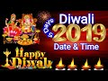 Diwali 2019 Date And Time | 5 Days Of Diwali Celebration | Technical Vichar