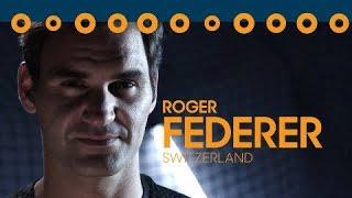 Roger Federer player profile