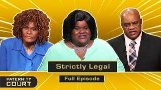 Strictly Legal: Woman Comes With Grandma To Solve Paternity Mystery (Full Episode)   Paternity Court
