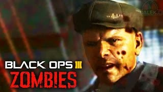 "Black Ops 3 ZOMBIES - ""MOB OF THE DEAD"" EASTER EGGS! STORYLINE SECRETS & MORE!"