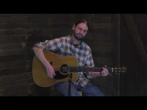 Dustin Greer plays the Collings D2HMRA-T Baked Adi / Mad rw #26659