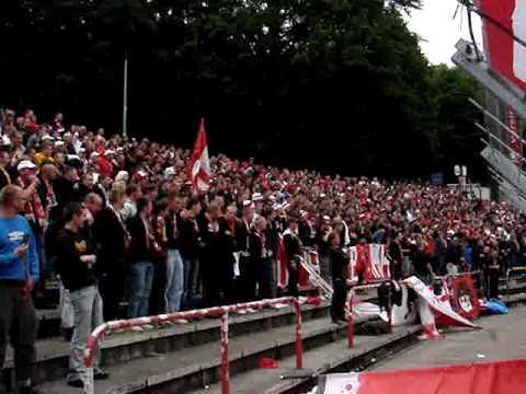 FC Erzgebirge Aue 2. - FSV Zwickau 31.05.2009 - Red Kaos 4