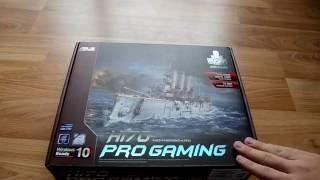 Unboxing H170 PRO GAMING   Español   AllStar