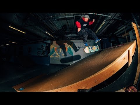"Skate Like A Girl's ""Wheels of Fortune 10"" Video"