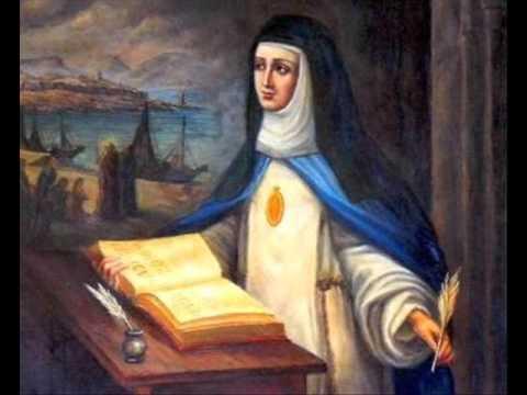 Profecías de la Venerable María de Jesús de Agreda. - YouTube