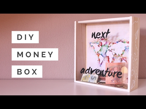 DIY - Money box