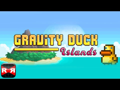 Gravity Duck Islands (By Ravenous Games) - iOS / Android - Gameplay Video