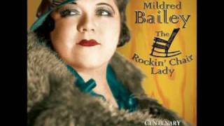 MILDRED BAILEY - Thanks for the Memory (1938)