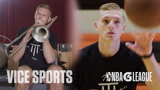 How a D2 Walk-On With a Trombone Scholarship Became a Pro Baller